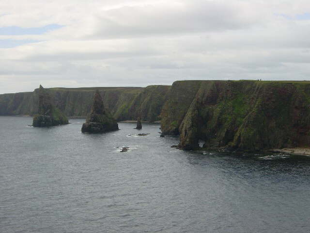 The Stacks at Duncansby Head