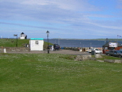 John o'Groats: where teh road ends
